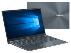 Ноутбук ASUS Zenbook UX325JA-EG114T 90NB0QY1-M02080 (Intel Core i3-1005G1 1.2 GHz/8192Mb/512Gb SSD/Intel UHD Graphics/Wi-Fi/Bluetooth/Cam/13.3/1920x1080/Windows 10 Home 64-bit)