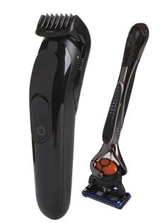 Машинка для стрижки волос Braun SK3000 + бритва Gillete