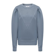 Хлопковый пуловер Isabel Marant Etoile