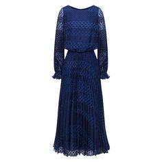 Платье-миди Emporio Armani