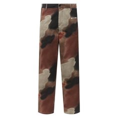 Хлопковые брюки Off-White
