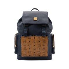 Кожаный рюкзак Brandenburg MCM