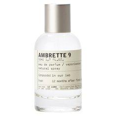 Парфюмерная вода Ambrette 9 Le Labo