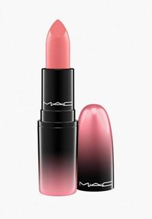 Помада MAC Губная Love Me Lipstick, Under The Covers, 3 г