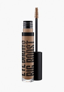 Гель для бровей MAC придающий объем Eye Brows Big Boost Fibre Gel, Brunette, 4.1 г