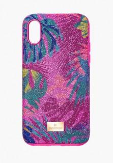 Чехол для iPhone Swarovski® XS MAX Tropical