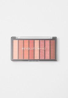 Палетка для глаз Revolution Pro Supreme Eyeshadow palette, Intoxicate, 8 г