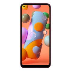 Смартфон SAMSUNG Galaxy A11 32Gb, SM-A115F, красный