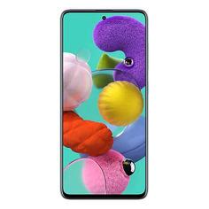 Мобильные телефоны Смартфон SAMSUNG Galaxy A51 64Gb, SM-A515F, голубой