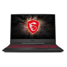 """Ноутбуки Ноутбук MSI GL65 Leopard 10SCXR-055XRU, 15.6"""", IPS, Intel Core i7 10750H 2.6ГГц, 8ГБ, 1000ГБ, 128ГБ SSD, NVIDIA GeForce GTX 1650 - 4096 Мб, Free DOS, 9S7-16U822-055, черный"""