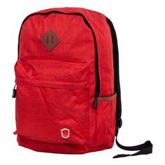 Рюкзаки, чемоданы, сумки Рюкзак Polar 16009 (16009 БОРДОВЫЙ) 30x45x15см 20.5л. 0.47кг. полиэстер/нейлон красный