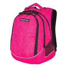 Рюкзак Polar 18301 29x39x15см 17л. 0.55кг. полиэстер/нейлон темно-розовый