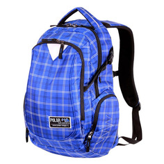 Рюкзак Polar П1572 (П1572-10 СИНИЙ) 32x48x18см 27л. 0.8кг. полиэстер/нейлон синий