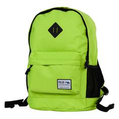 Рюкзак Polar 15008 (15008 GREEN) 29x43x18см 22.5л. 0.5кг. полиэстер/нейлон зеленый