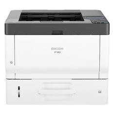 Принтер лазерный RICOH P 502 светодиодный, цвет: серый [418495]