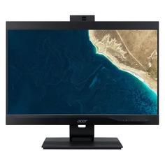 "Моноблок ACER Veriton Z4860G, 23.8"", Intel Pentium Gold G5420, 4ГБ, 256ГБ SSD, Intel UHD Graphics 630, DVD-RW, Windows 10 Professional, черный [dq.vrzer.155]"