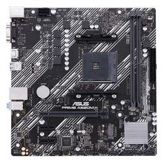 Материнская плата ASUS PRIME A520M-K, SocketAM4, AMD A520, mATX, Ret