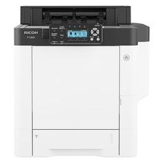 Принтер лазерный RICOH P C600 лазерный, цвет: серый [408302]