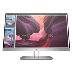 "Монитор HP EliteDisplay E223d 21.5"", серебристый [5vt82aa]"