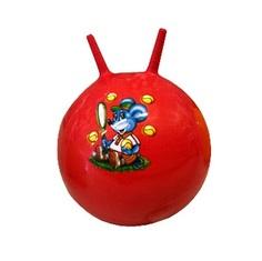 Мяч гимнастический Gratwest с рожками 70 см, 4 вида в ассортименте