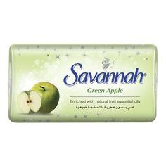 Мыло туалетное Savannah Яблоко 100 г
