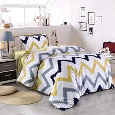 Комплект постельного белья Sofi De Marko Зигзаг Детский полутороспальный (ДЕТ-650)