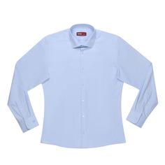 Сорочка мужская Vester 70714 41S 182-188 темно-голубая