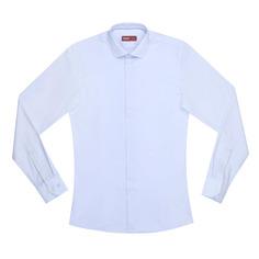 Сорочка мужская Vester 18816 голубая 39S 176-182