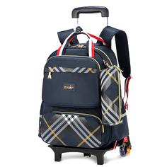 Рюкзак школьный Baoding на колесах 49х20х31 см