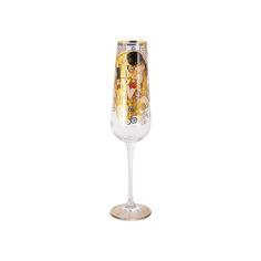 Бокал для шампанского Carmani Поцелуй 220 мл