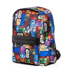 Рюкзак Hatber BASIC Звездные войны 40,5x32x13,5 см