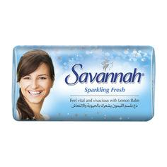 Мыло туалетное Savannah Свежесть Минералов 125 г