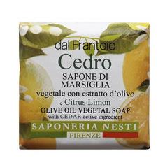 Мыло Dal Frantoio Cerdo Лимон и бергамот 100 г Nesti Dante
