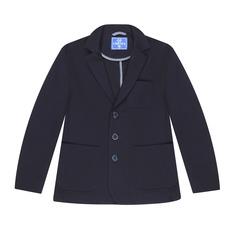 Пиджак школьный для мальчиков Смена синий 140/72 Smena/Смена