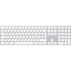 Клавиатура Apple Magic Keyboard with Numeric Keypad Russian серебристый