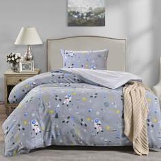 Комплект постельного белья Sofi De Marko Астронавт Детский полутороспальный (ДЕТ-726)