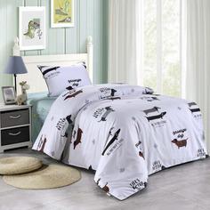 Комплект постельного белья Sofi De Marko Джинго Детский полутороспальный (ДЕТ-667)