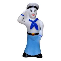 Игрушка для ванны Кудесники Моряк 11,5 см