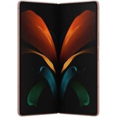 Смартфон Samsung Galaxy Z Fold2 256 ГБ бронзовый