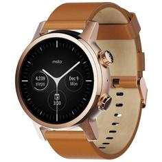 Смарт-часы Motorola Moto 360 3rd GEN Stainless Steel Rose Gold