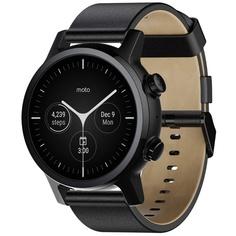 Смарт-часы Motorola Moto 360 3rd GEN Stainless Steel Phantom Black