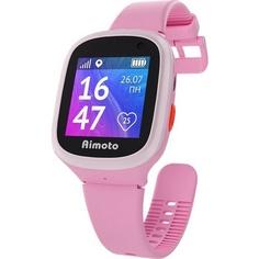 Детские умные часы Кнопка жизни Aimoto Start 2 Pink (9900201)