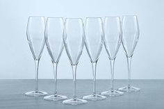 Набор бокалов для шампанского 270 мл Atelier Hoff