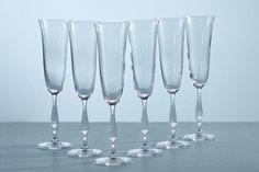 Набор бокалов для шампанского Fregata Hoff