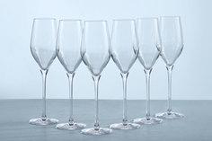 Набор бокалов для шампанского Avila Hoff