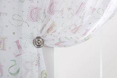 Тюль для детской на ленте Gigi Hoff