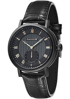 мужские часы Earnshaw ES-8102-04. Коллекция Beaufort