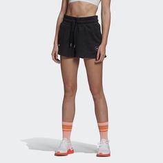 Шорты для фитнеса Sweat Fleece adidas by Stella McCartney