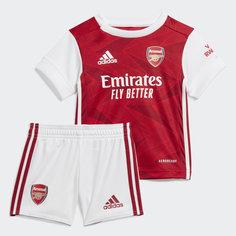 Комплект: футболка и шорты Арсенал adidas Performance