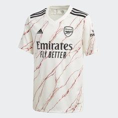 Гостевая игровая футболка Арсенал 20/21 adidas Performance